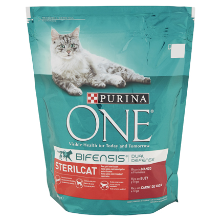 ALIMENTO PER GATTO ONE PURINA