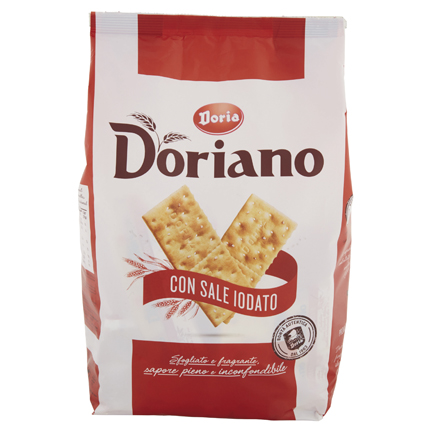 CRACKERS DORIANO DORIA