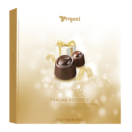 PRALINE DI CIOCCOLATO ASSORTITE ROXY VERGANI