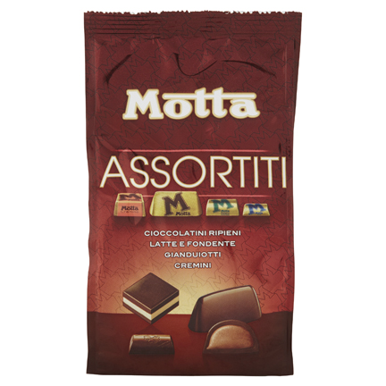 CIOCCOLATINI ASSORTITI MOTTA