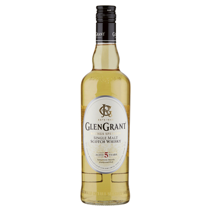 WHISKY SINGLE MALT GLEN GRANT